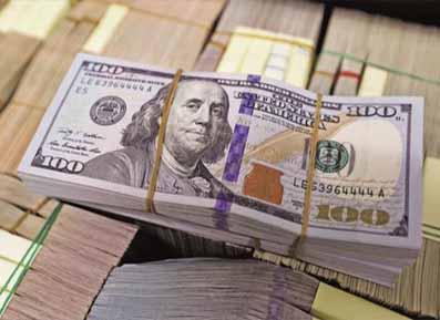 Gejolak Politik Membuat Dolar AS Stabil