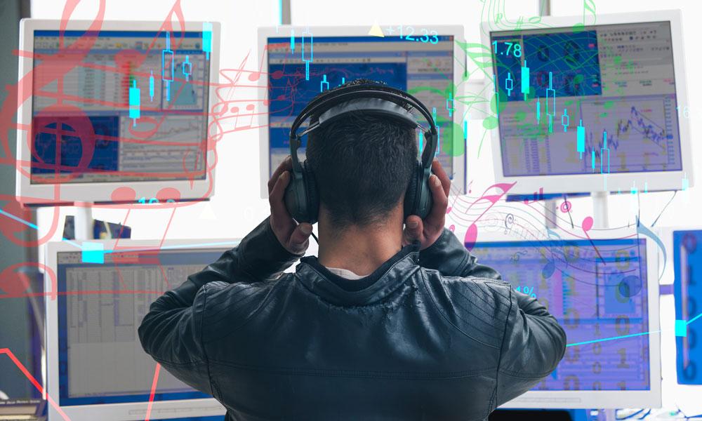 Manfaat Trading dengan Music