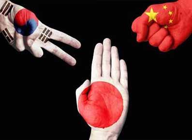 AS Kesulitan, Bisnis China, Jepang dan KORSEL Semakin Berkembang