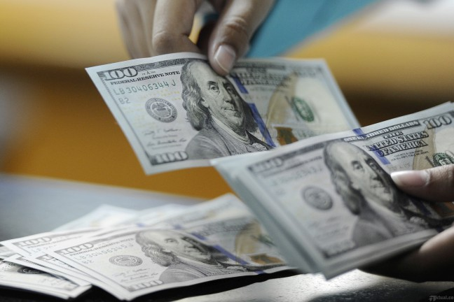 Dolar AS Melesat Disuport Naiknya Suku Bunga The Fed
