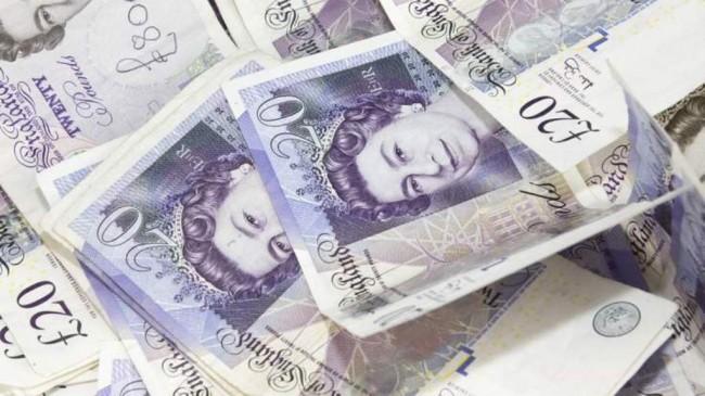 Poundsterling Menguat Saat Laporan GDP Inggris