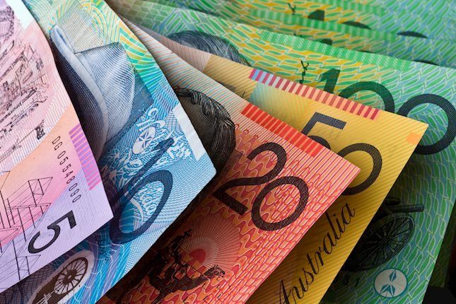 Bear Dolar AS, Aussie Naik