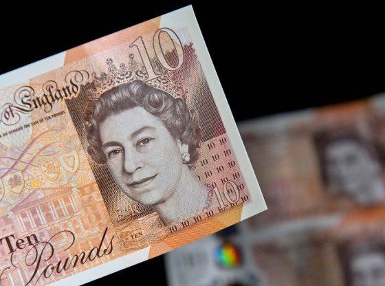 Manufaktur Inggris Melemah, GBP Turun