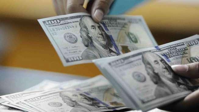 Dolar Menurun Terhadap Beberapa Mata Uang Utama