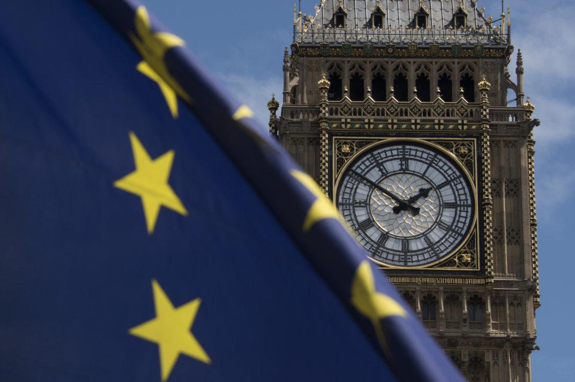 Sterling Sudah Bersiap Hadapi Konsesi Uni Eropa