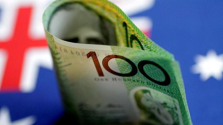 Dolar Australia Tertekan Konflik AS dengan China Kembali