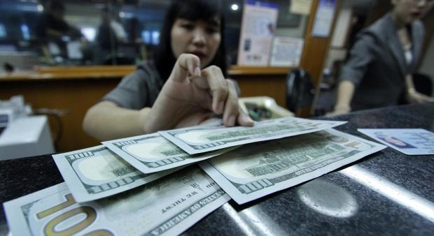 Dolar AS Tertekan Yield Treasury